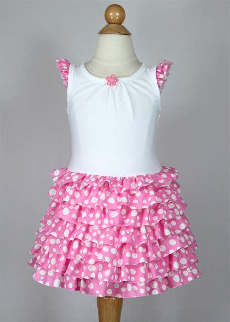 t shirt ruffle skirt pattern girls easter dress pdf pattern ruffles toddler layer