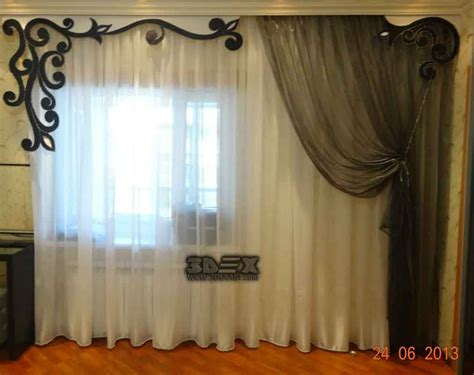 modern bedroom curtain design ideas window curtains