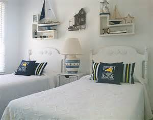 Nautical Bedroom Decor by Coastal D 233 Cor Nc Design Online
