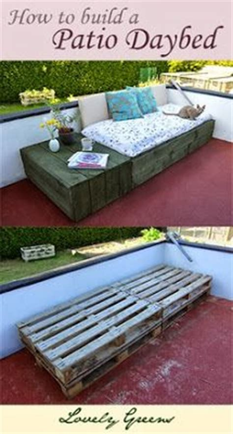 how to build a day bed pallet daybed on pinterest daybed bedroom ideas pallet