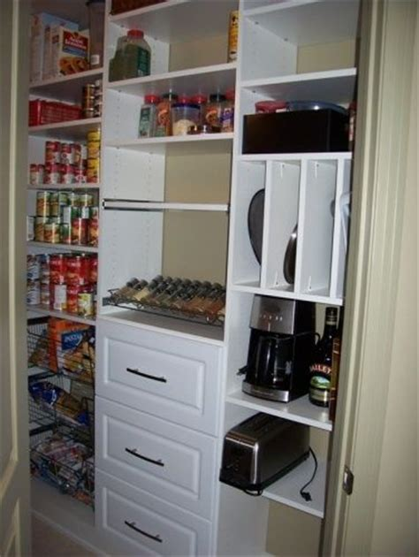 California Closets Pantry by Pantry Dreams For The Home