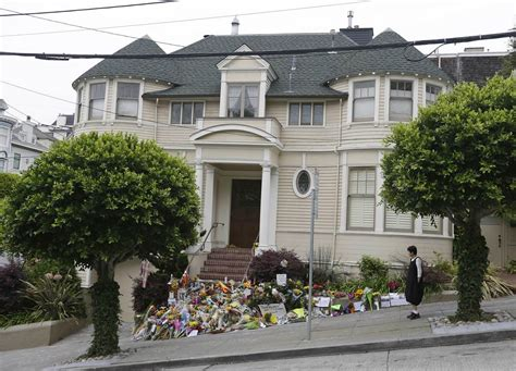 Mrs Doubtfire House Targeted By Arsonist San Francisco