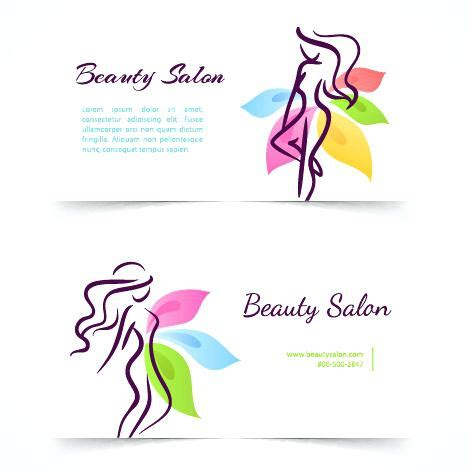 Salon Business Card Templates Psd by Salon Business Cards Free Templates Choice Image Card