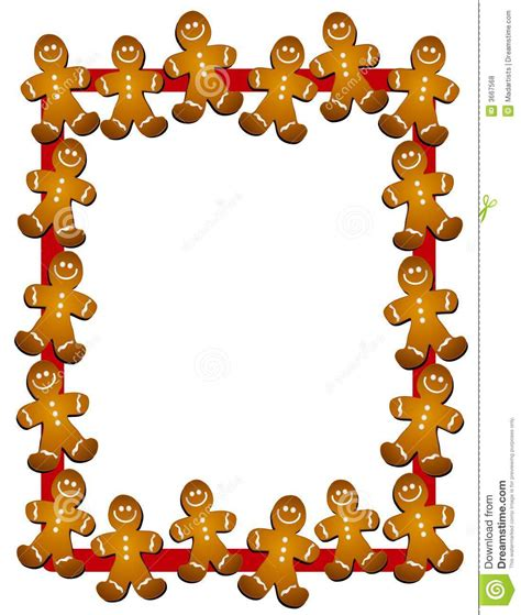 free printable gingerbread man border gingerbread man border clipart clipart suggest