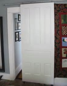 eak a house diy sliding door