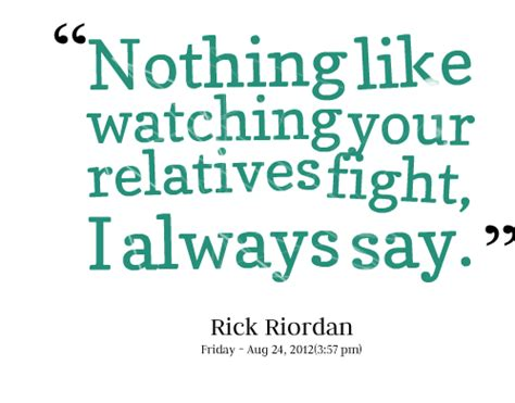 funny quotes about family fights