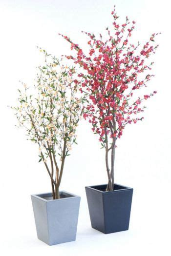 artificial trees uk silk flowers artificial plants replica trees office