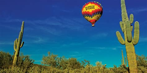 airfare to arizona and a air balloon ride for two vacationistusa