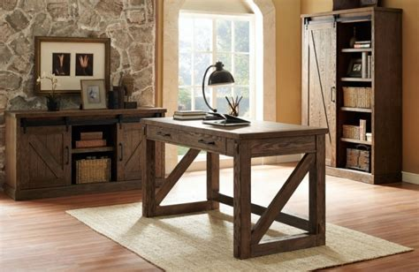 rustic home office furniture  desk ideas product