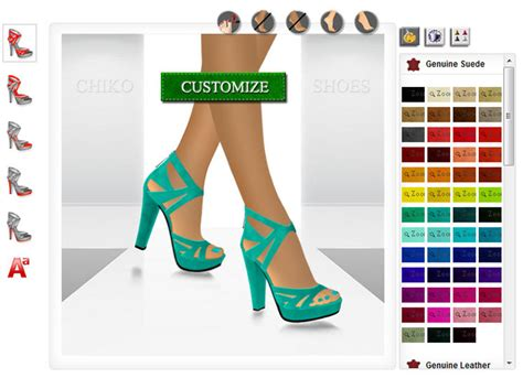 customize shoes design images