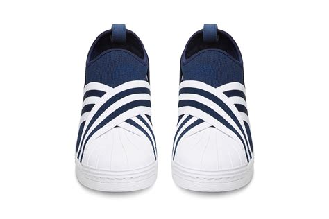 Adidas Superstar Slipon X White Mountaineering For white mountaineering x adidas originals superstar slip on hypebeast
