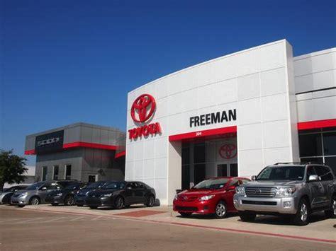 Freeman Toyota Hurst Freeman Toyota Car Dealership In Hurst Tx 76053 7327