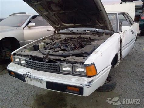 1982 datsun 200sx for sale row52 1982 datsun 200sx at n pull stockton