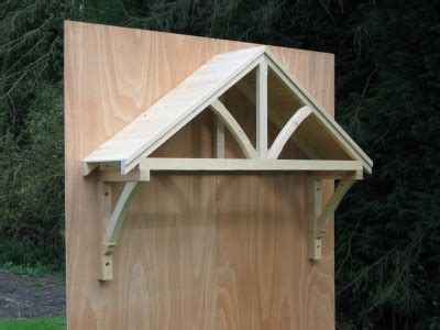 basics woodworking wood door canopy plans