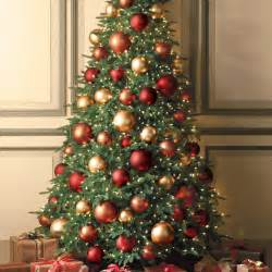 tannenbaum dekoration stimmungsvolle weihnachtsbaum dekoration f 252 r traditionalisten