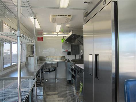 interior design for food truck food truck