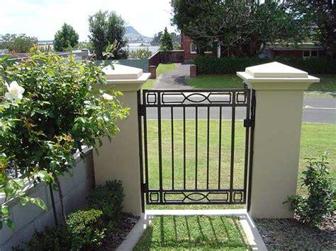 cancelletto per giardino cancello pedonale monza brianza cancelletto in ferro