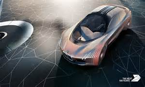 bmw showcases shape shifting future concept car the