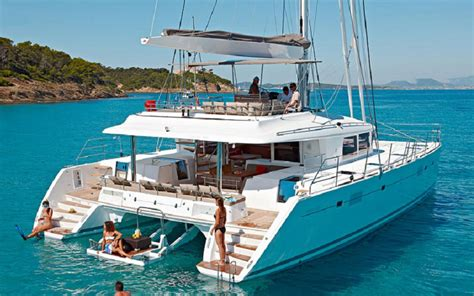 catamaran sailing mallorca to charter a catamaran in mallorca is the best way to