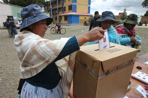 referendum en bolivia 2016 el referendum constitucional 2016 en bolivia