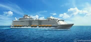 Royal Caribbean Harmony Of The Seas Harmony Of The Seas Feb 2016 Build Photos