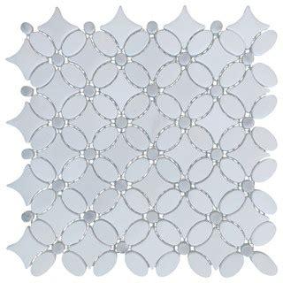 flower pattern mosaic tile mediterranean mosaic tile jpg