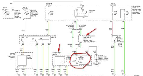 daytime running lights wiring diagram get free image
