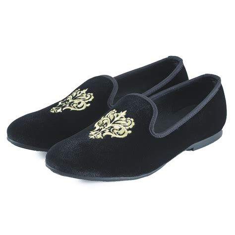 mens velvet slippers buy handmade luxury gommini loafers s casual shoes