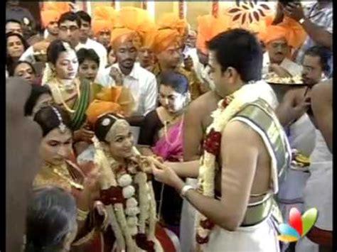 soundarya, ashwin's grand wedding part 2 www