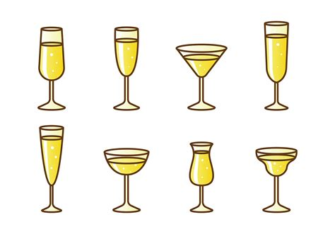 mimosa clipart mimosa drink vector free vector stock