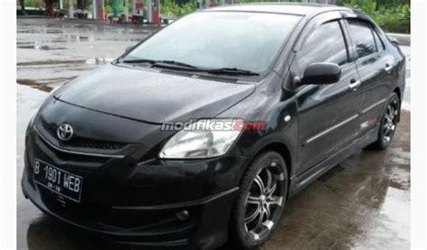 toyota limo modifikasi jual new toyota limo vios 08 black modif trd viper
