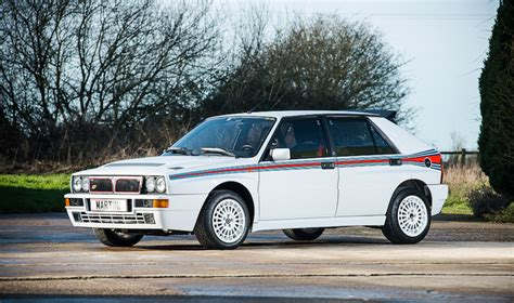 Lancia Brand Brand New Lancia Delta Integrale Up For Grabs