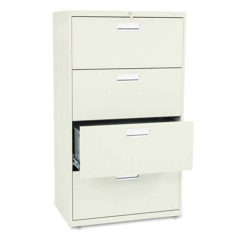4 Drawer Lateral File Cabinet Hon Cabinet 600 Series Reviews