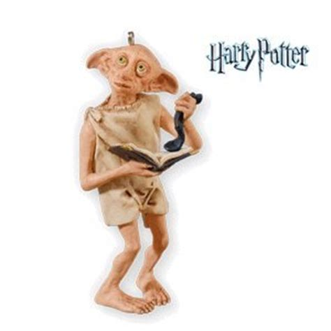 amazon com gift for dobby harry potter 2010 hallmark