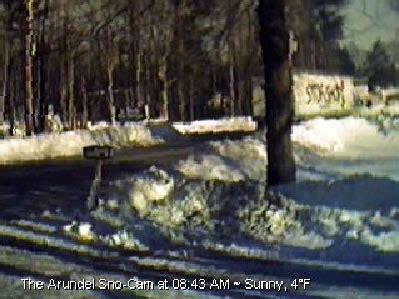 arundel snow cam