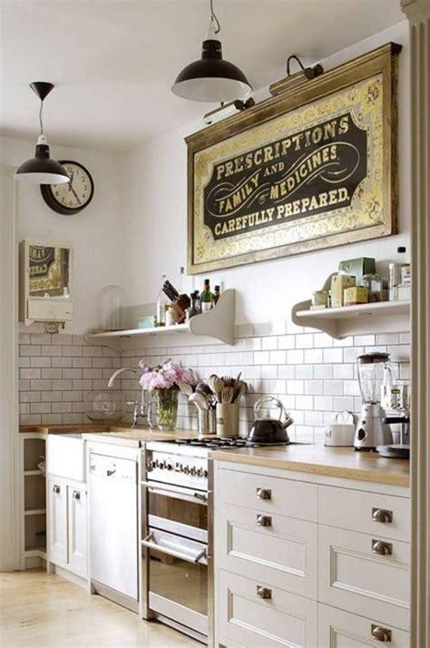 Shabby Chic Kitchen Design Ideas lo shabby chic idee per l arredamento
