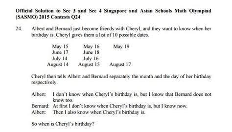 preguntas capciosas instagram un test de l 243 gica para ni 241 os de 14 a 241 os de singapur