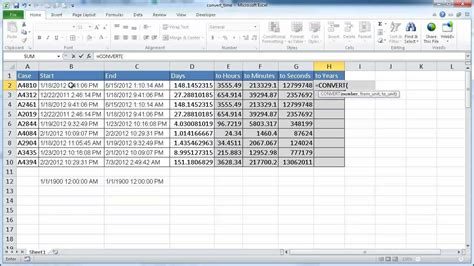 Format Excel Hours And Minutes | convert minutes and seconds into decimal excel excel