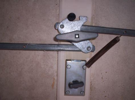 garage door slide lock kit sliding doors