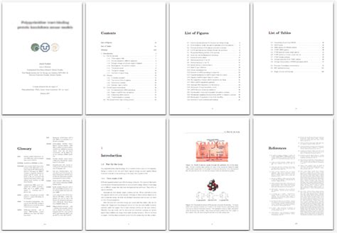 Phd Dissertation Template by Dissertation Cover Page Sle