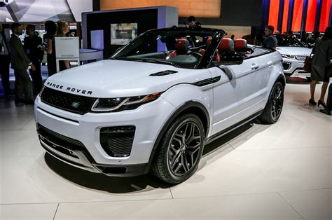 convertible land rover discovery 2017 range rover evoque convertible for sale autocar