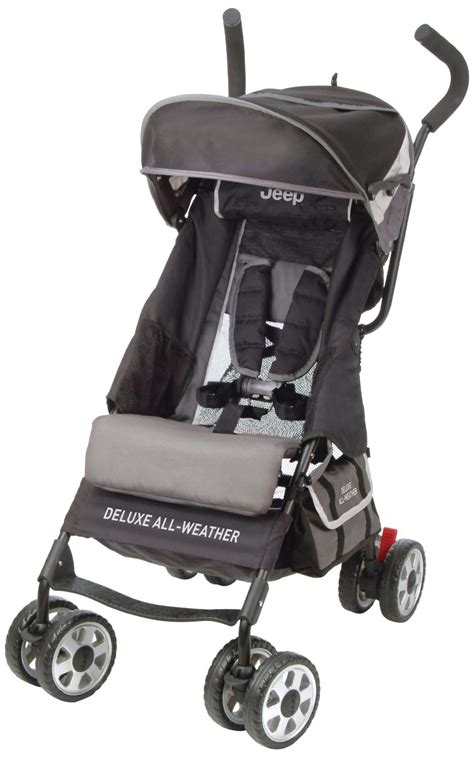 Jeep Lightweight Umbrella Stroller Kolcraft Jeep Deluxe All Weather Umbrella Stroller