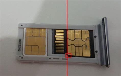 cara membuat sim card reader sendiri tips trik cara pasang 2 sim card dan 1 kartu micro sd di