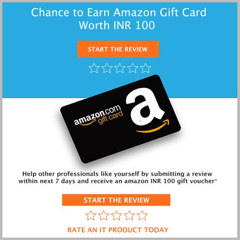 Where Can U Get Amazon Gift Cards - write reviews earn rs 100 amazon gift vouchers on techpillar com expired