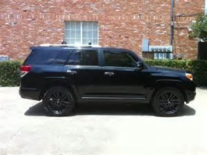 Black Limited Wheels Toyota 4Runner Forum Largest 4Runner Forum