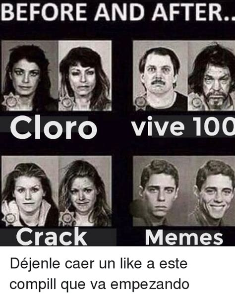 Before And After Meme - 25 best memes about crack meme crack memes