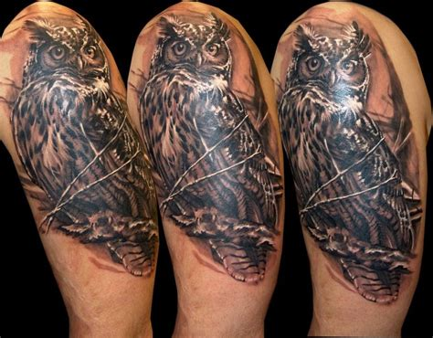 eagle tattoo dublin owl by zsolt sarkozi at dublin ink by dublinink on deviantart