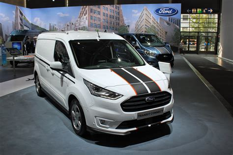 ford transit connect sport announced  part  update