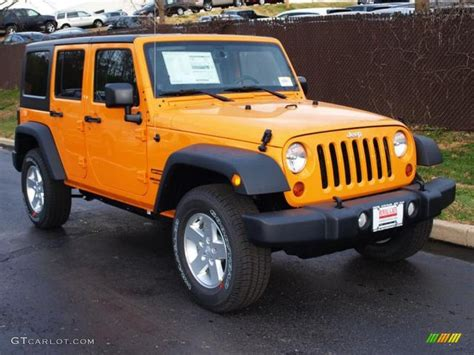 yellow jeep dozer yellow 2013 jeep wrangler unlimited sport s 4x4