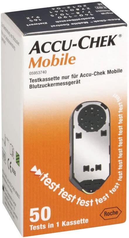 Accu Mobil Fb blutzuckerteststreifen cs diabetesfachhandel